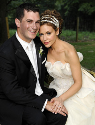 David Bugliari and Alyssa Milano wedding pictures.PNG