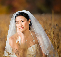 Simple Asian bride hairstyle with veil.PNG