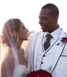 Julie Landrum and Paul Pierce wedding pictures_Paul Pierce wife photos.PNG