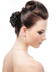 Chic wedding hairstyle with roll back.PNG