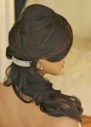Half updo with hair clip for Aisan.jpg