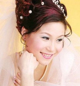 Superb Asian Wedding Hairstyles P 3 Hairstyle Inspiration Daily Dogsangcom