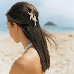 long beach bridal hairstyle with starfish hair clip.jpg
