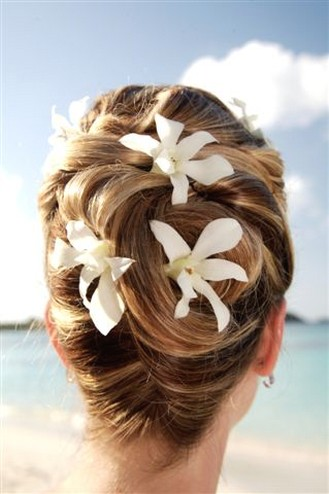 Beach Wedding Hairstyles on Beach Wedding Hairstyle Photo Jpg
