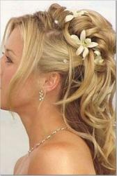 beach bride half updo with white tropical.jpg