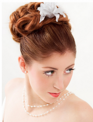 Red wedding hairstyle pictures bridal hairclips.PNG