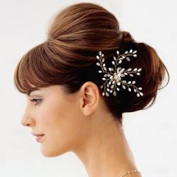 floral fancy wedding hairstyle with bangs.jpg