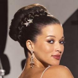 wedding updo with star hair clips.jpg